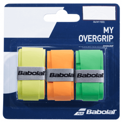 Babolat grepplindor My Grip 3-pack